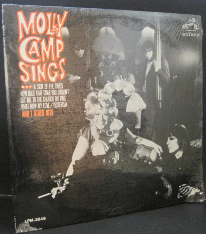 Molly Camp and Steppenwolf - Molly Camp Sings