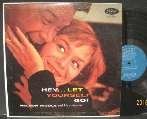 Nelson Riddle - Hey...Let Yourself Go!