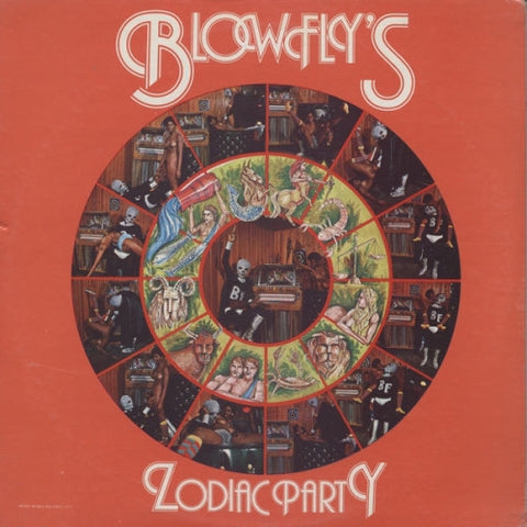 BLOWFLY - Blowfly's Zodiac Party