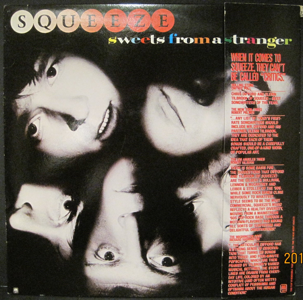 "Squeeze ""Sweets From a Stranger"""