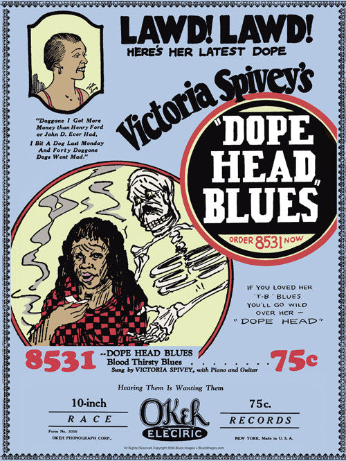 Victoria Spivey - Dope Head Blues