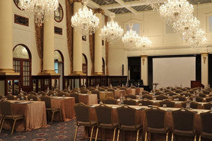 Conferences, Trade Shows & Conventions