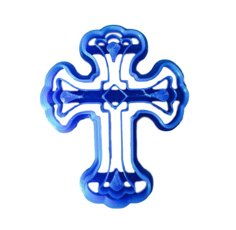 Cross Cookie Cutter - Arbi Design - CookieCutz - 1