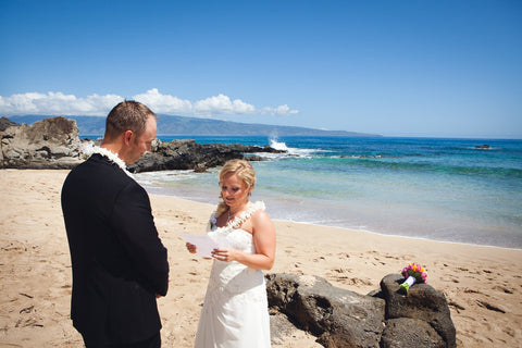 Oneloa Bay, West Maui , Locations - Married with Aloha, Hawaii, Married with Aloha, Hawaii - 11