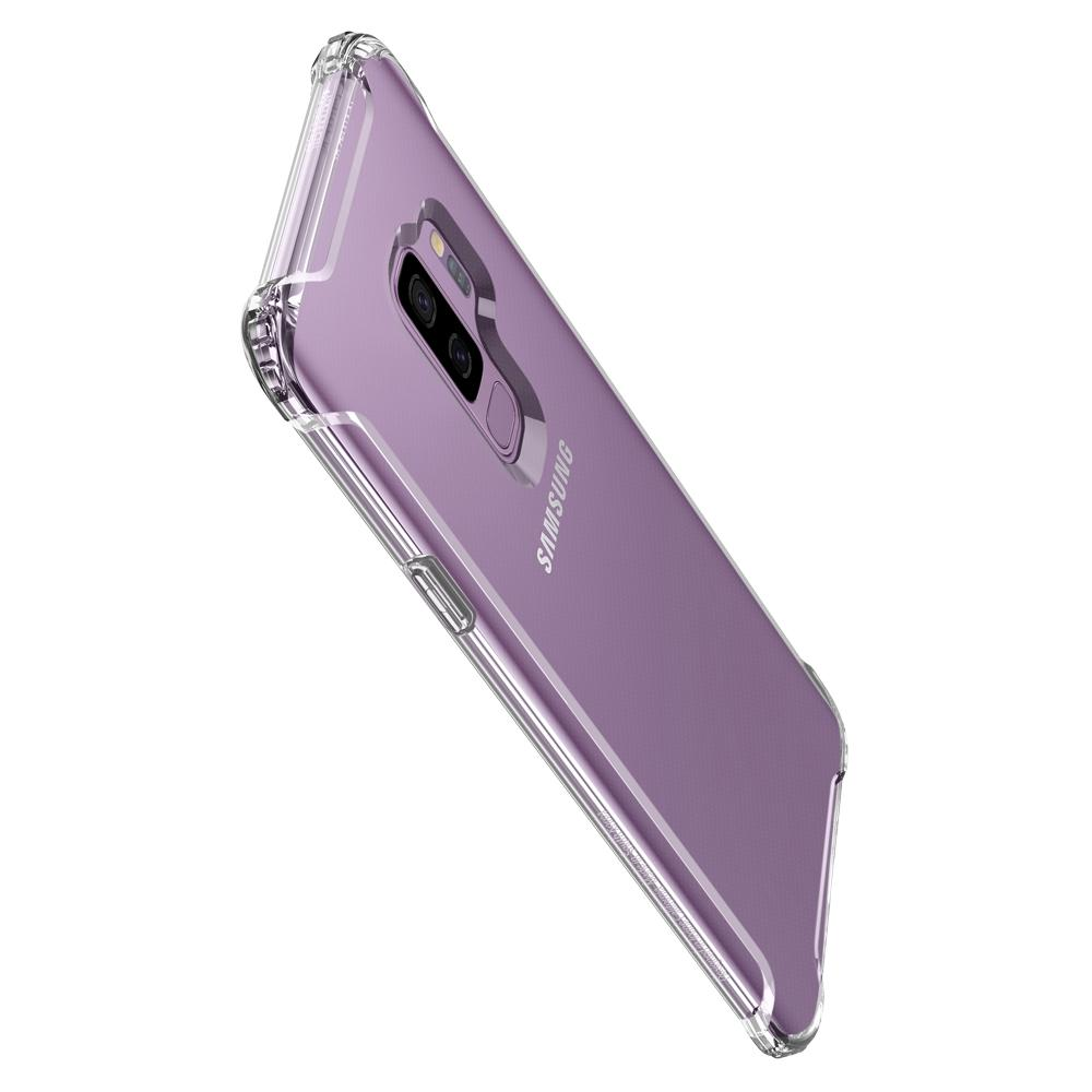 Galaxy S9 Plus Case Rugged Crystal