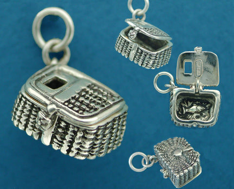sterling silver angler jewelry
