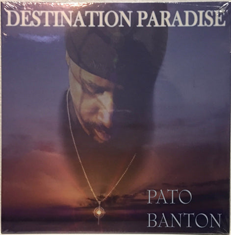 "CD - ""Destination Paradise"" - by Pato Banton"