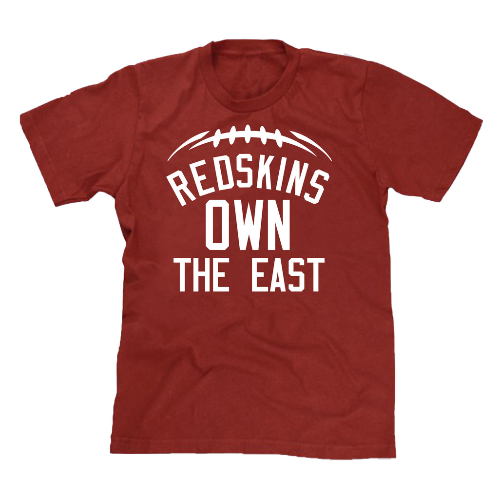 Redskins Own the East T-Shirt