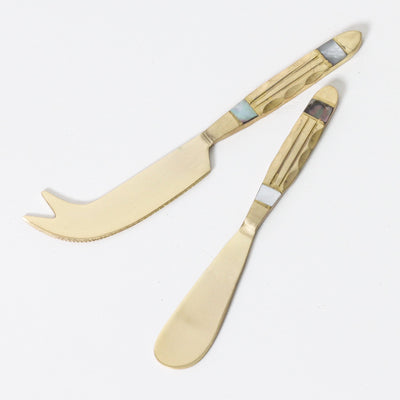 Pearl Cheese & Spread Knife
