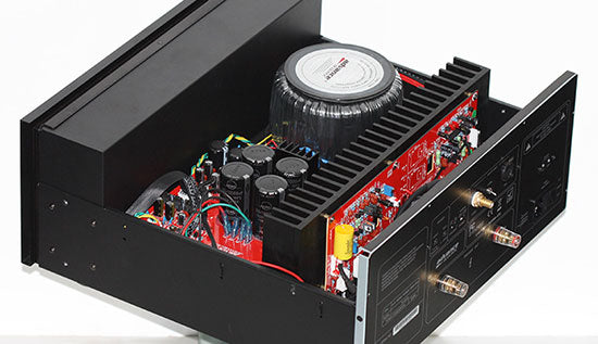 advance acoustics paris effektforstærker poweramplifier,musiklageret