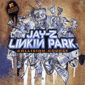 MTV Ultimate Mash Ups Pres. Jay-Z/Linkin Park Collision Course (CD/DVD)