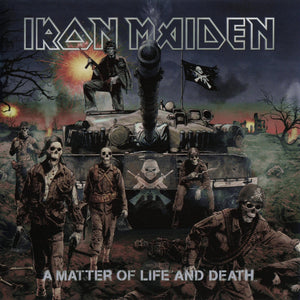 A Matter Of Life And Death (CD)