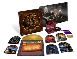 Running Wild - Pieces of Eight (Boxset)