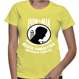 Pow Mia Never Forgotten Brother Forever T-Shirt