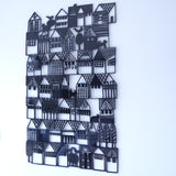 Hillside Large Perspex Wall Plaque