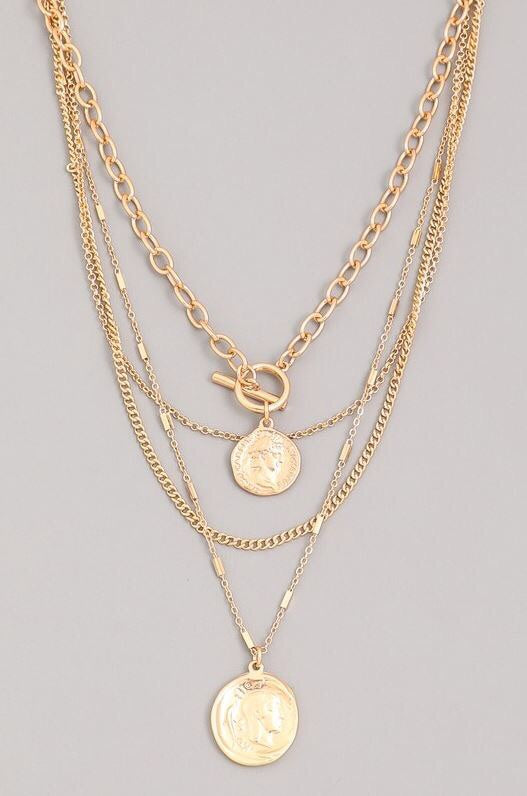 Mona Layered Necklace