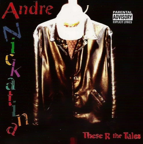 Andre Nickatina - These R The Tales CD