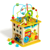 Animal Play Cube Activity Centre