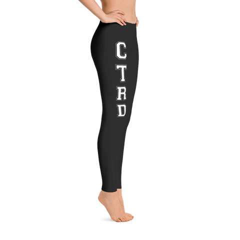 Connecticut Roller Derby Leggings