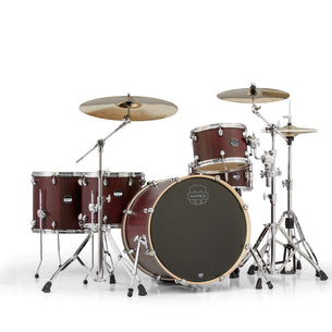 Mapex MA528SF Mars Series 5 Piece Crossover Shell Pack Bloodwood RW