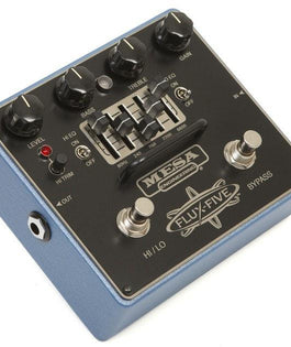 Mesa/Boogie Flux-Five Overdrive & EQ Pedal