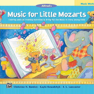 Music For Little Mozarts - Music Workbook Level 3