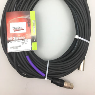 Rapco 100' Microphone Cable | XLR Connectors
