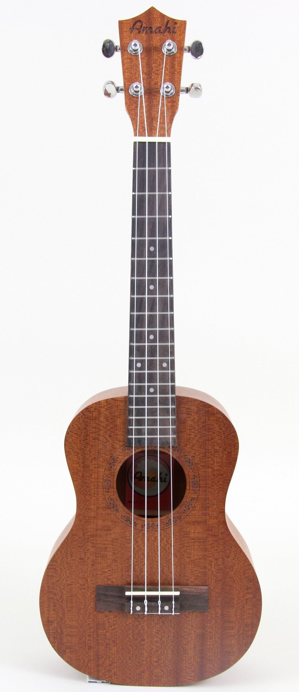 Store Demo | Amahi UK210 Select Mahogany Series Ukulele | Includes Deluxe Bag Concert