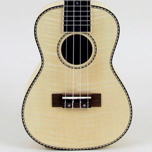 Store Demo | Amahi UK550C Classic Flamed Maple Concert Ukulele