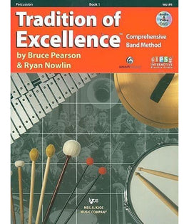 Tradition Of Excellence Book 1 - Percussion