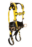 Journeyman FLEX Steel Construction Climbing Harness #7035FD