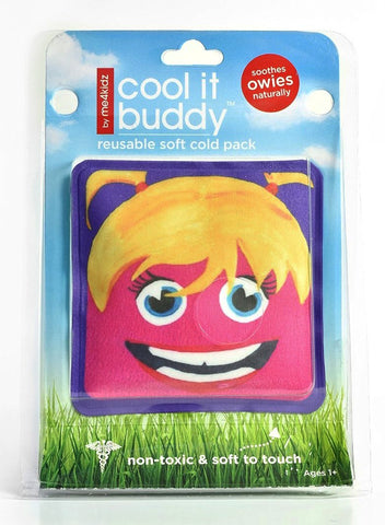Cool it Buddy Reusable Cold Pack    (8 designs)