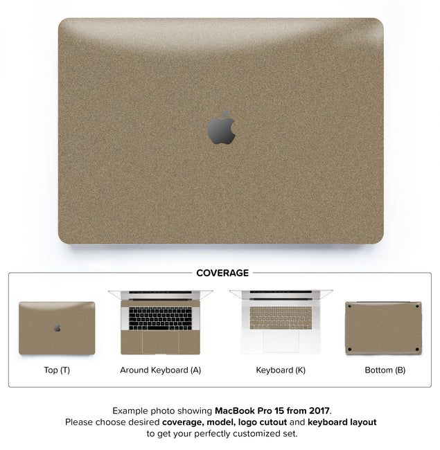 Brown Paper Bag MacBook Skin