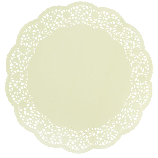 Light Green Paper Doilies