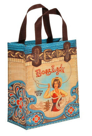 Boss Lady handy tote