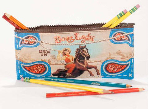 Boss Lady Pencil Case