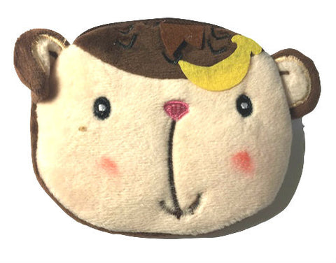 Monkey Coin Purse plush