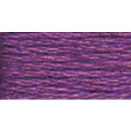DMC 3 Pearl Cotton 552 - needlepoint