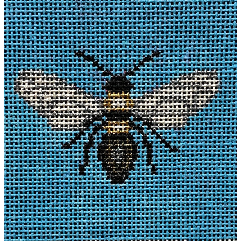 "Bee 3"" Square Insert Canvas"