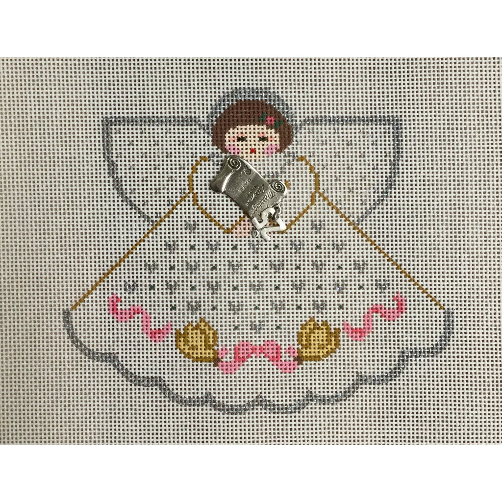 25th Anniversary Angel Canvas