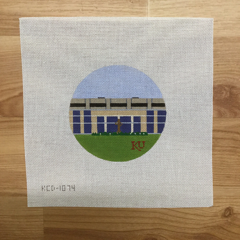 Allen Fieldhouse Canvas