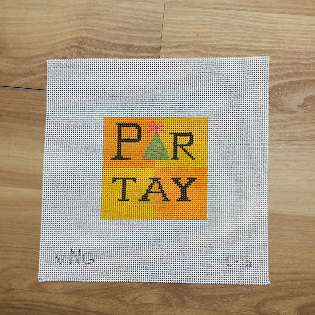 ParTay Needlepoint Canvas