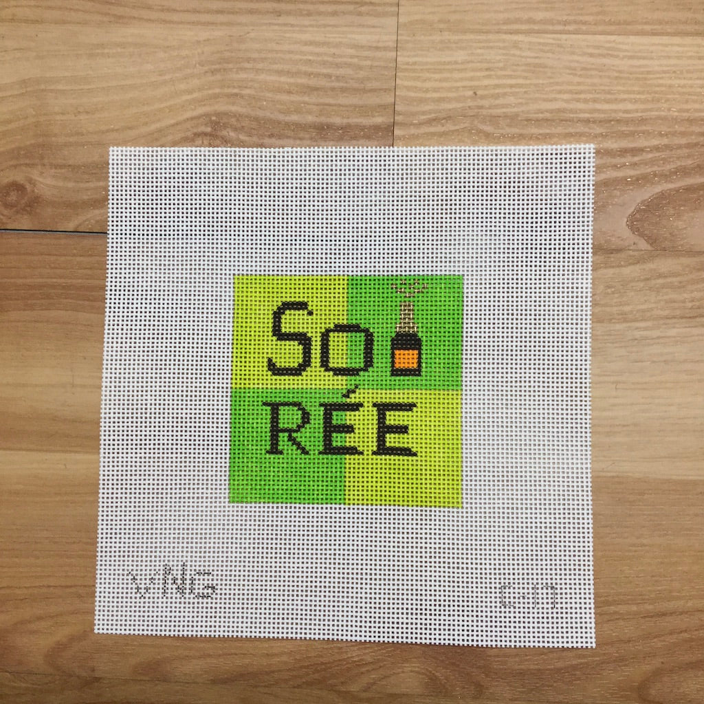 SoiRee Needlepoint Canvas