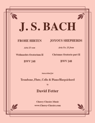 Bach - School for Trombone - Inventions and Sinfonias BWV 772-801