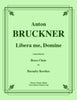 Bruckner - Libera me, Domine - For Brass Choir - Cherry Classics Music