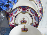 Fairmont Empress Teacup Trio Royal Doulton Bone China 1970s Royal Connections Victoria BC