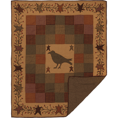 Heritage Farms Crow and Star Throw