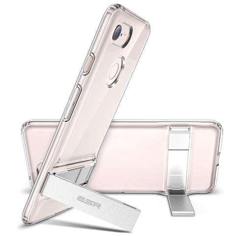 RAEGR SHIELD by ESR Google Pixel 3 Case Simplace Metal Kickstand