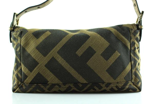 Fendi Ltd Edition Tassel Crossbody Baguette