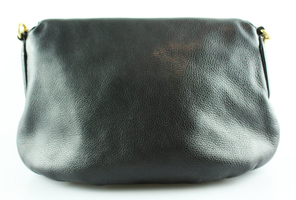 Marc By Marc Jacobs Black Leather Natasha GH